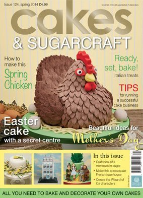 Cakes & Sugarcraft 124