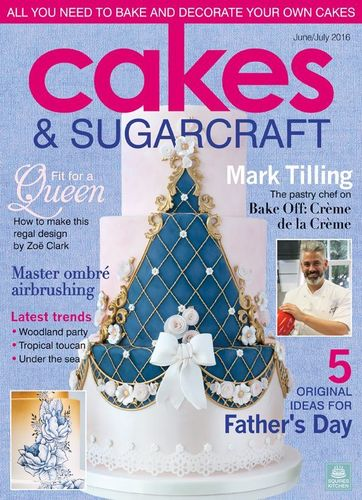 Cakes & Sugarcraft 134
