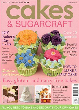 Cakes & Sugarcraft 121