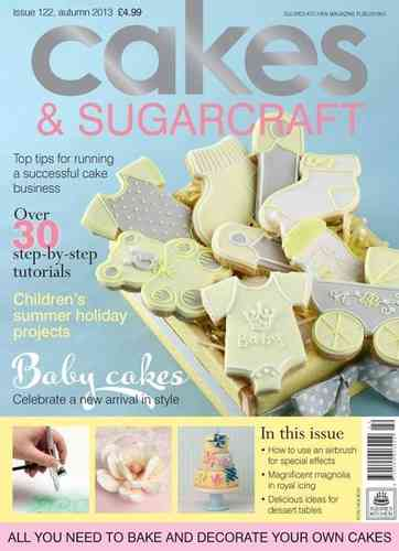 Cakes & Sugarcraft 122