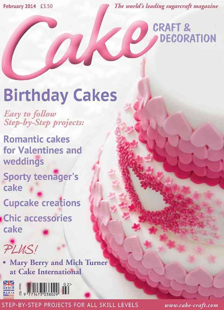 Cake Craft Decoration 183