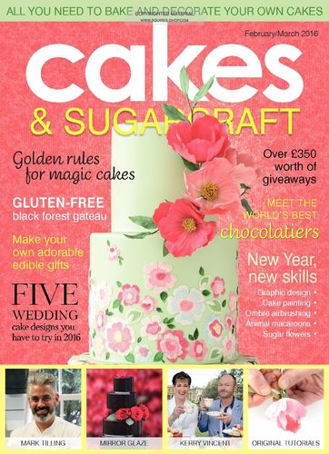 Cakes & Sugarcraft 132