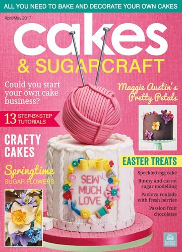 Cakes & Sugarcraft 139