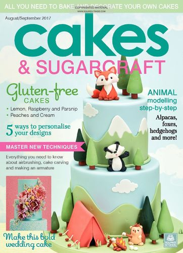 Cakes & Sugarcraft 141