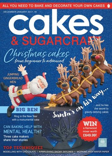 Cakes & Sugarcraft 143