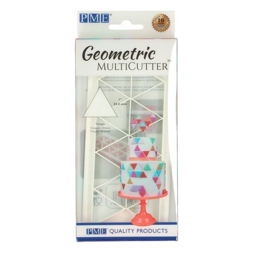 Geometric Multicutter Triangle / Dreieck Medium