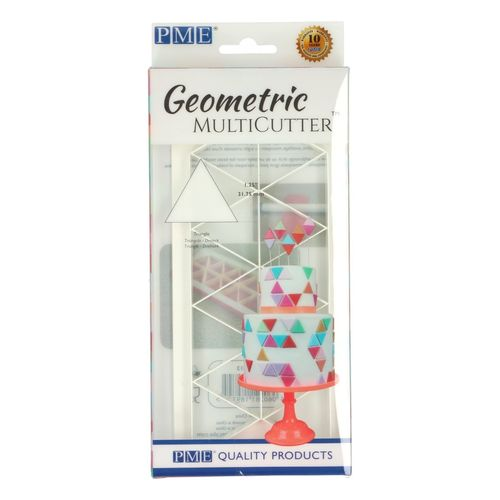 Geometric Multicutter Triangle / Dreieck Large