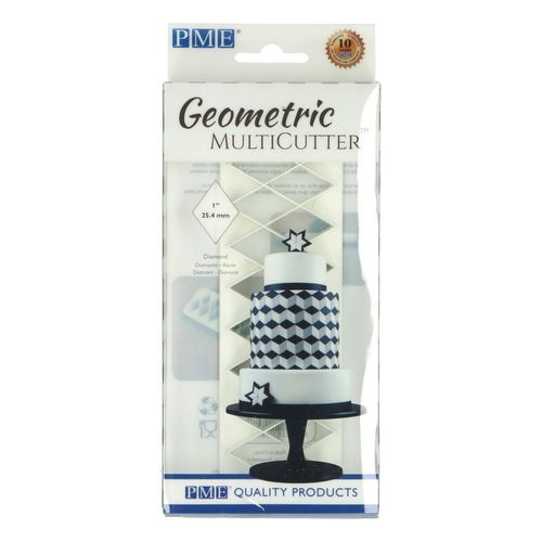 Geometric Multicutter Diamond / Diamant Medium