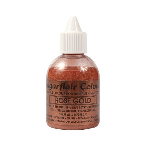 Airbrushfarbe Rosegold / Rose Gold 60ml