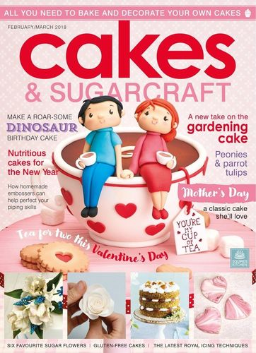 Cakes & Sugarcraft 144
