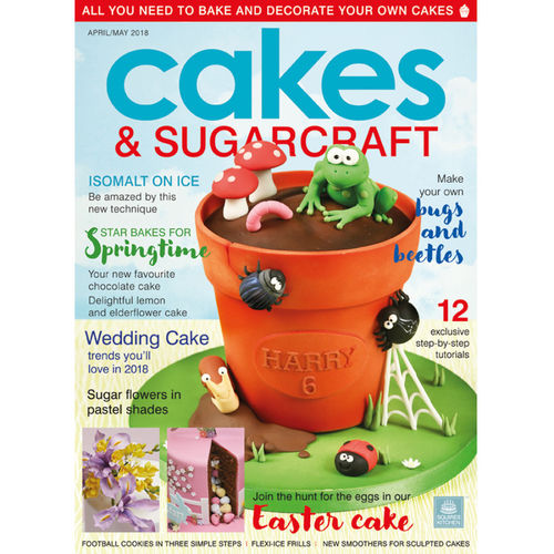 Cakes & Sugarcraft 145