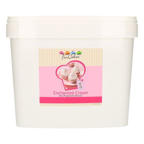 Mix für Enchanted Cream 5kg Eimer FunCakes