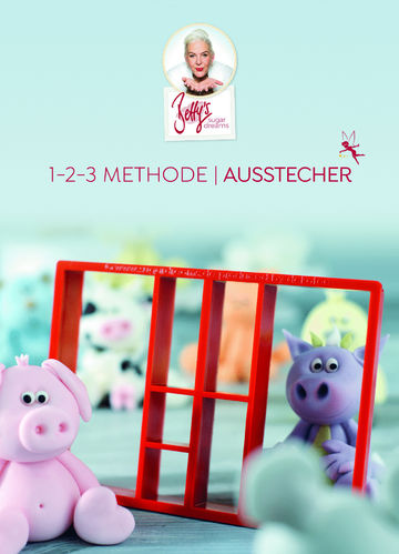 Betty's 1-2-3 Methode Ausstecher von dekofee
