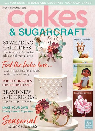 Cakes & Sugarcraft 147