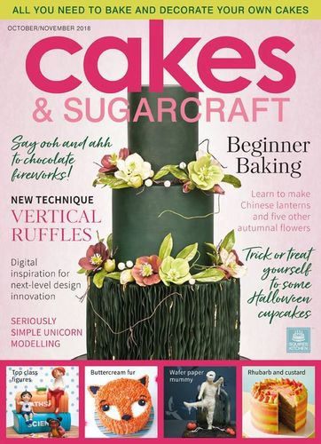 Cakes & Sugarcraft 148