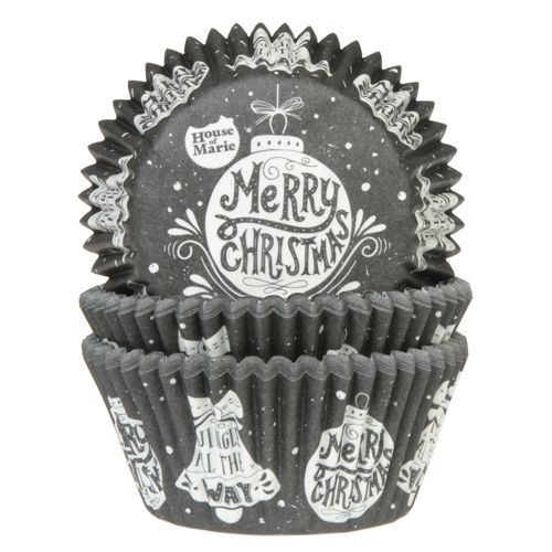 Muffin Förmchen Christbaumkugel 50/Pkg. von House of Marie