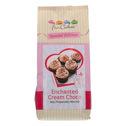Mix für Enchanted Cream Schoko 450g FunCakes