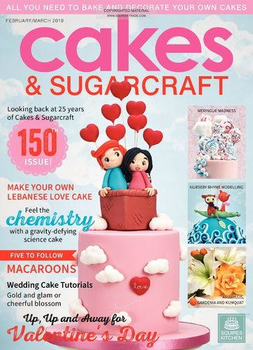 Cakes & Sugarcraft 150