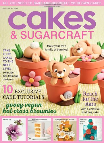Cakes & Sugarcraft 151