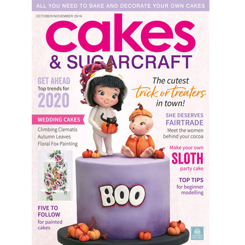 Cakes & Sugarcraft 154