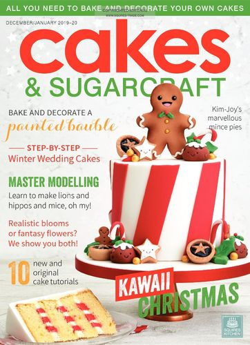 Cakes & Sugarcraft 155