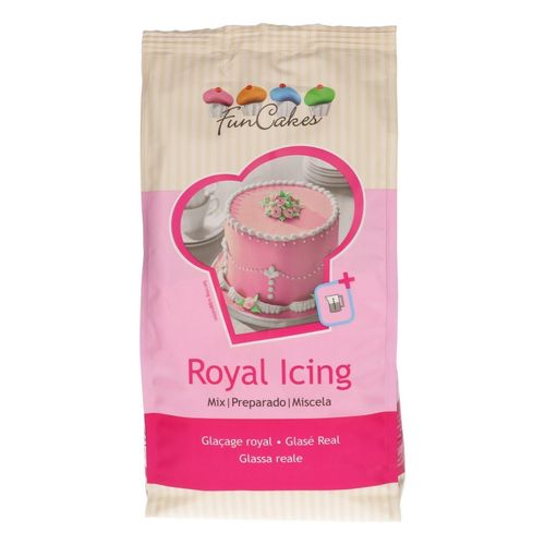 Royal Icing Mix 450g von FunCakes