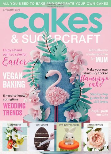 Cakes & Sugarcraft 157