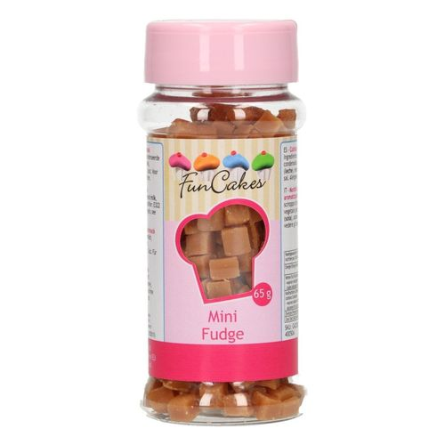 FunCakes Mini Fudge Karamell 65g
