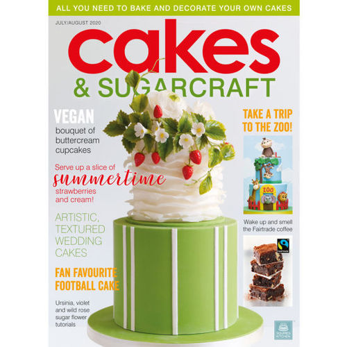 Cakes & Sugarcraft 158