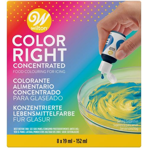 Wilton Performance Farbsystem Color Right