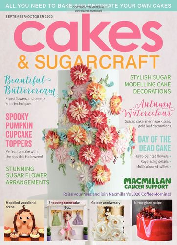 Cakes & Sugarcraft 159