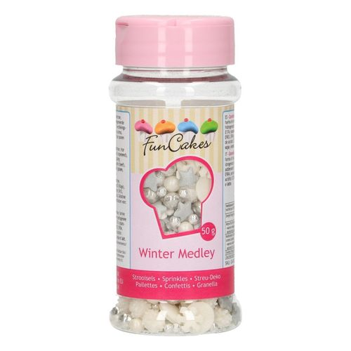 FunCakes Winter Medley 50g